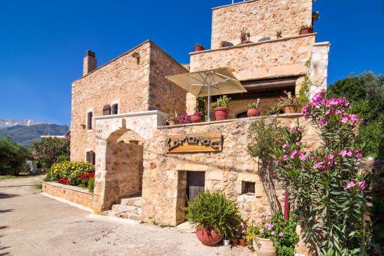 Σαμωνάς, παραδοσιακές κατοικίες image2