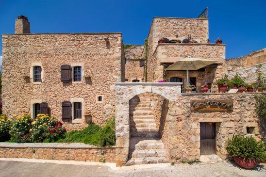 Σαμωνάς, παραδοσιακές κατοικίες image3