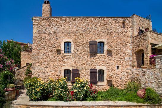 Σαμωνάς, παραδοσιακές κατοικίες image12