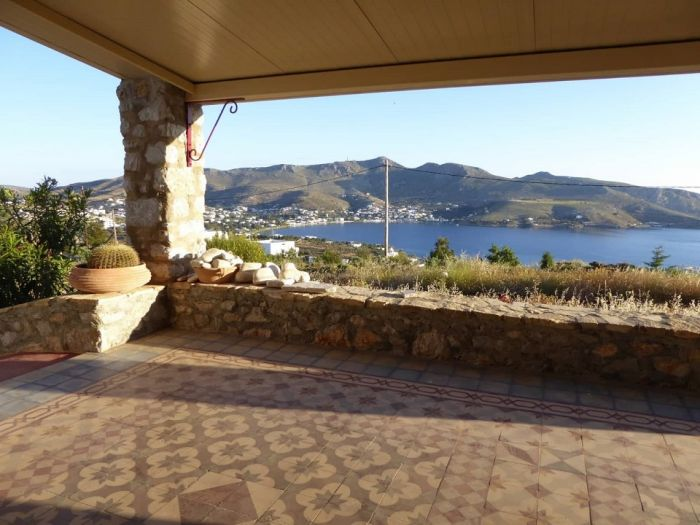 Villa Via Savoia Leros image1