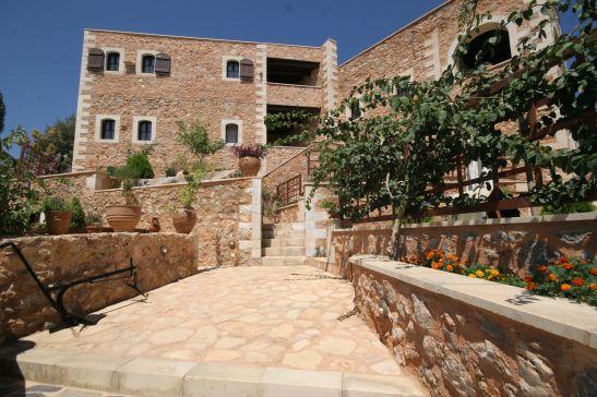 Σαμωνάς, παραδοσιακές κατοικίες image10