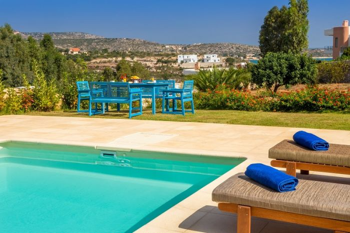 Creteview Villas for rent in Chania FEDRA image21