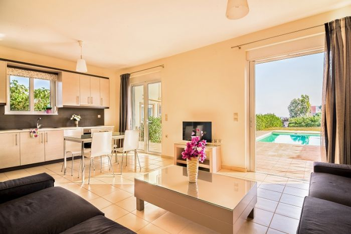 Creteview Villas for rent in Chania FEDRA image1