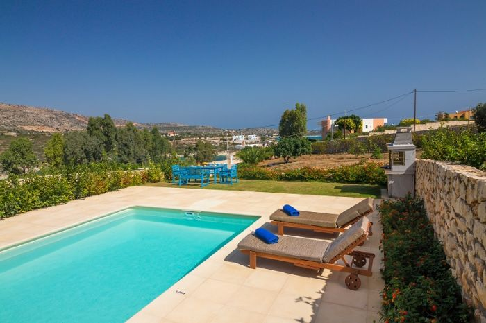 Creteview Villas for rent in Chania FEDRA image15