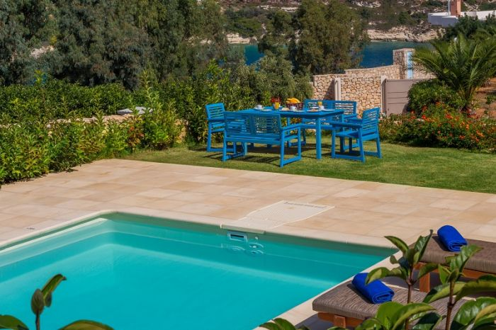 Creteview Villas for rent in Chania HLEKTRA image1